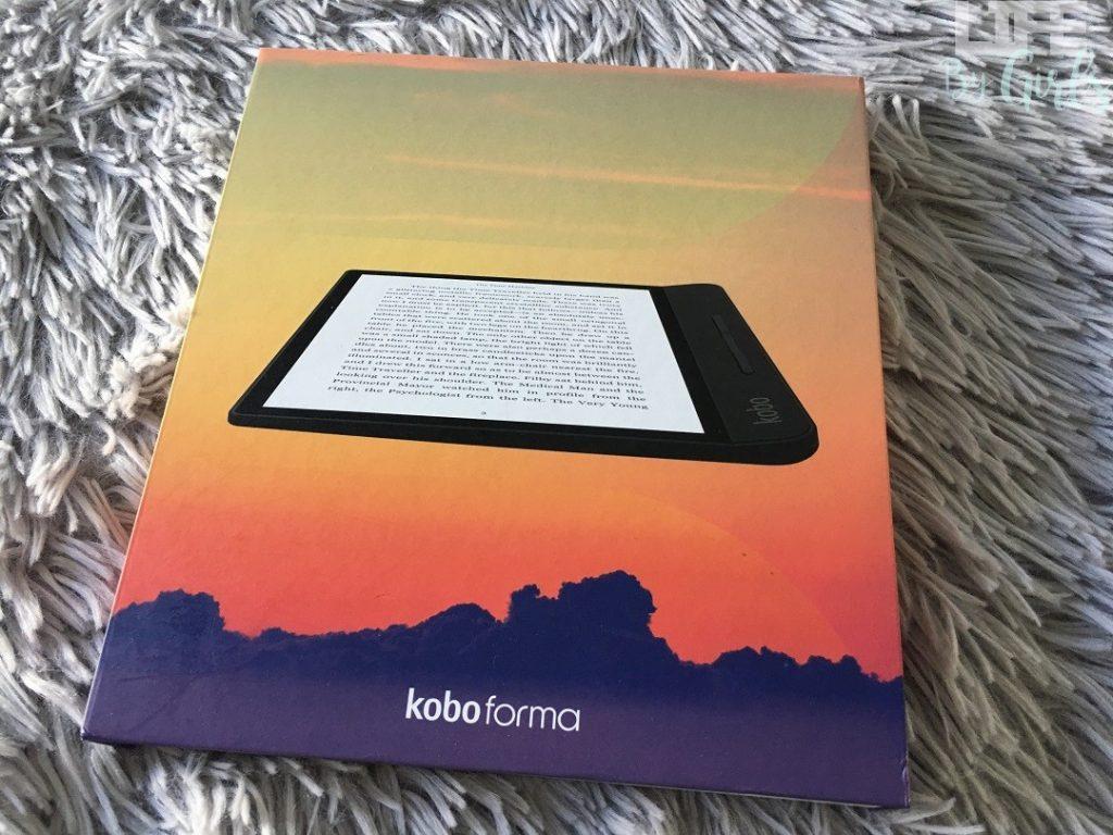 La Kobo Forma : Une liseuse pas comme les autres