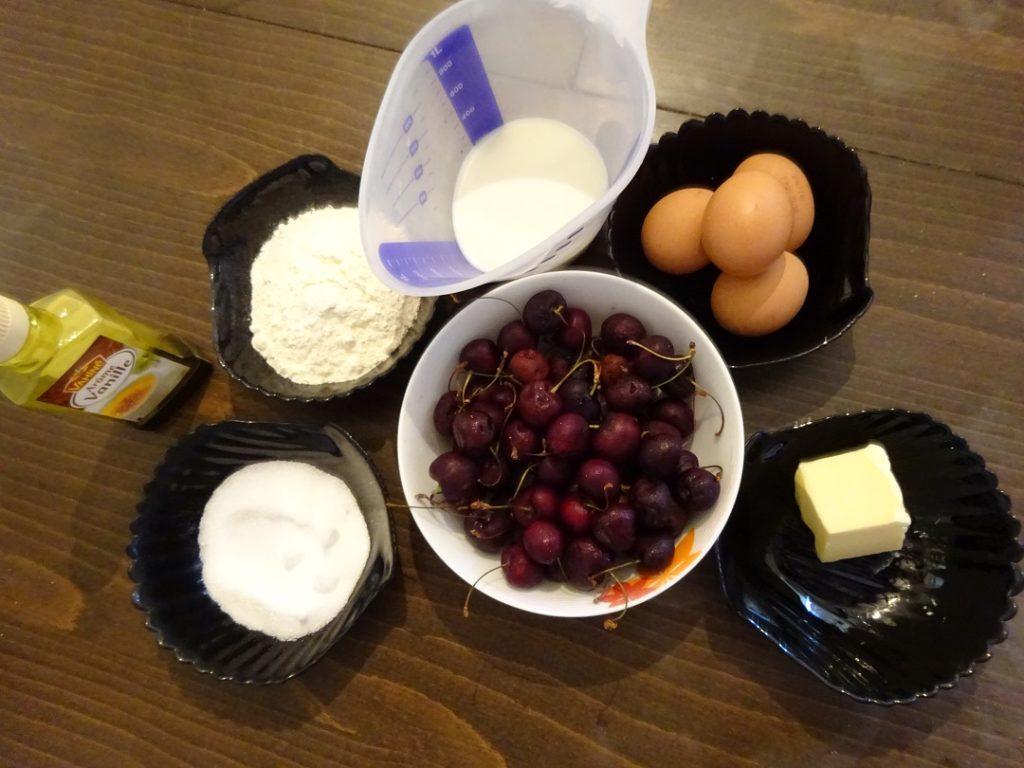 Clafoutis : La recette de MlleVerrine