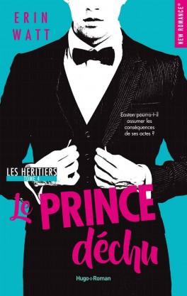 Les héritiers - Tome 4 : Le prince déchu