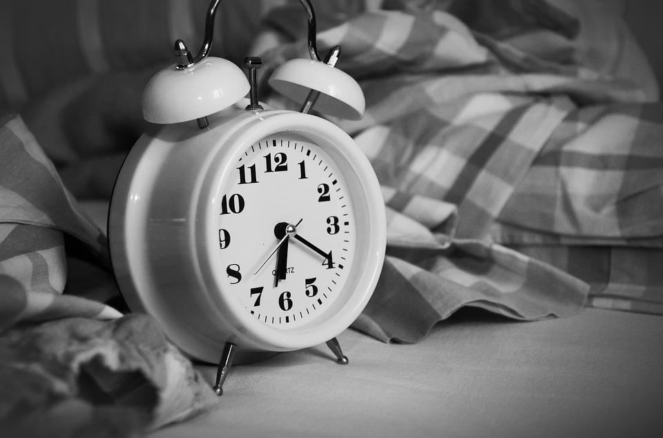 Pourquoi je me lève tôt chaque jour ?