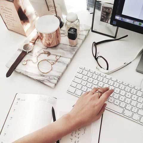 Travailler depuis chez soi sur son blog