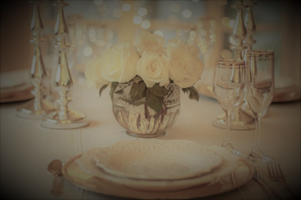 Photo Eros repas Mariage
