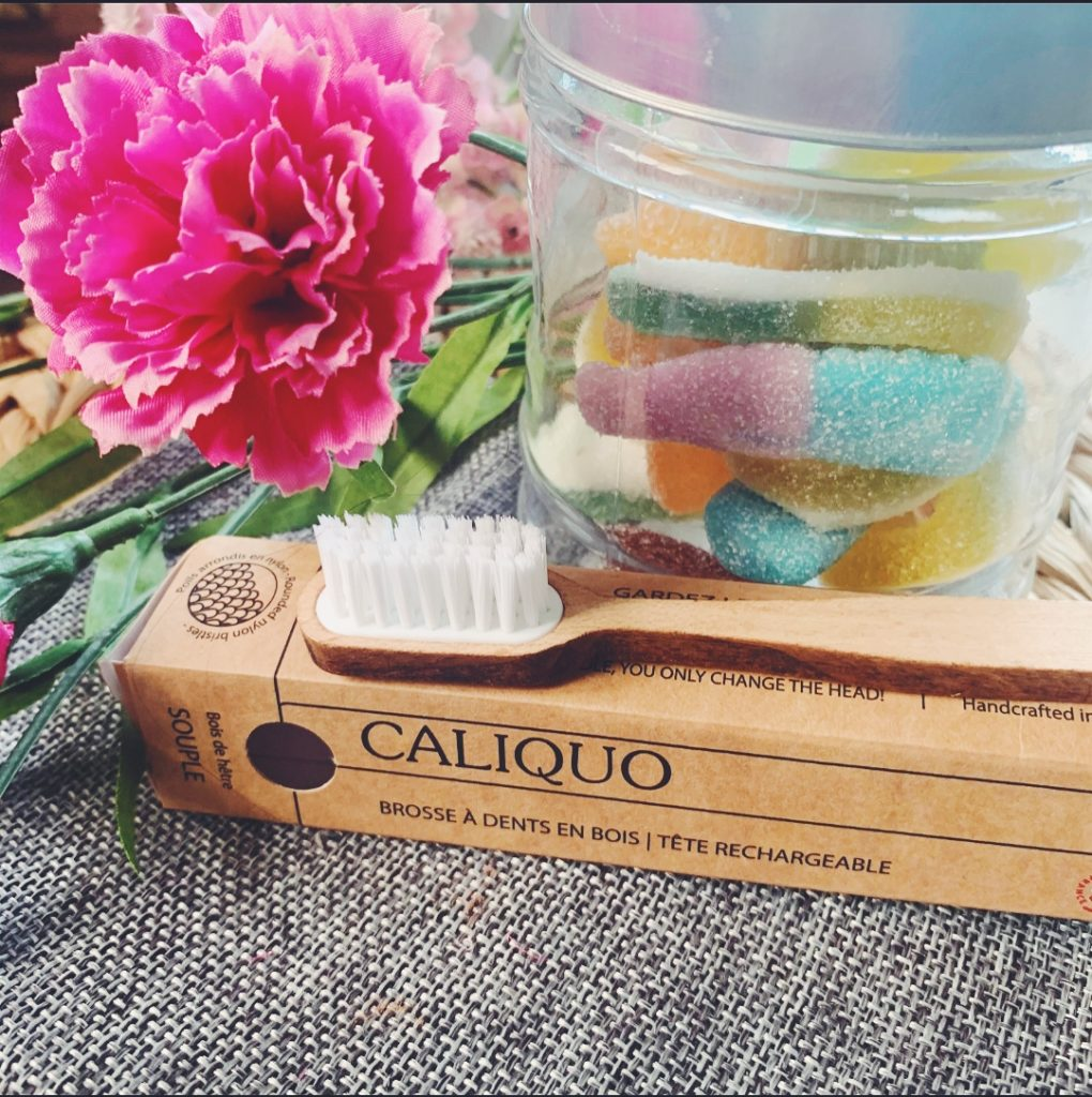 Caliquo : la brosse écologique qui te donne le sourire