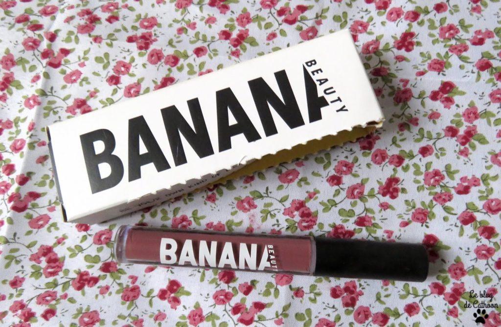 Liquide banana beauty