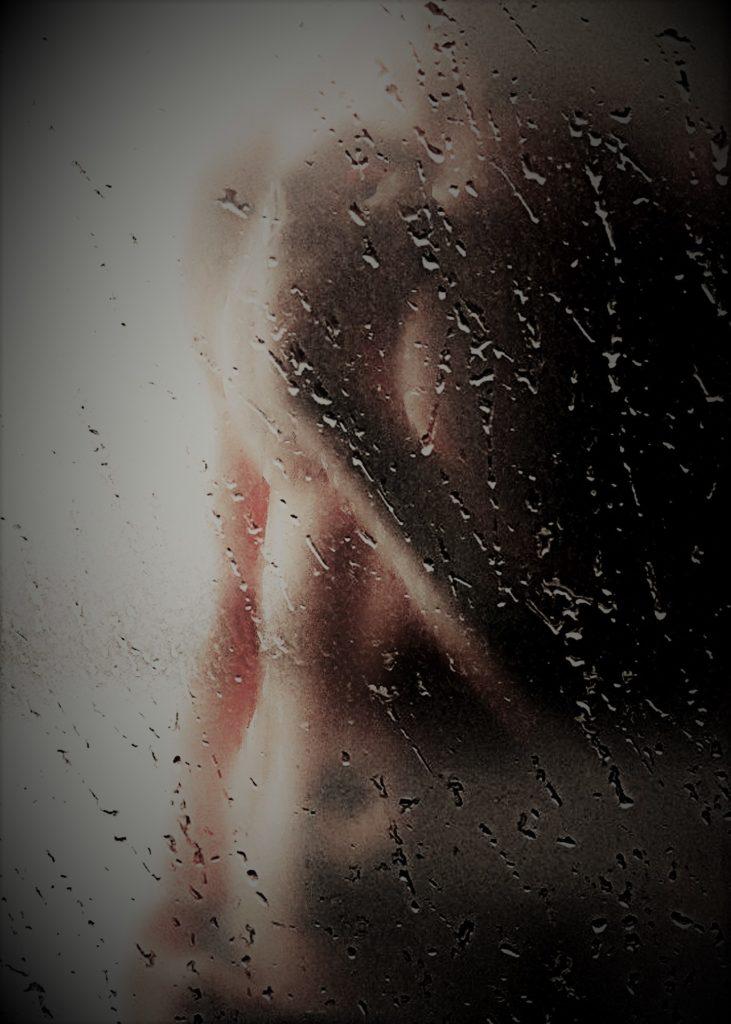 Sous la douche -Torse