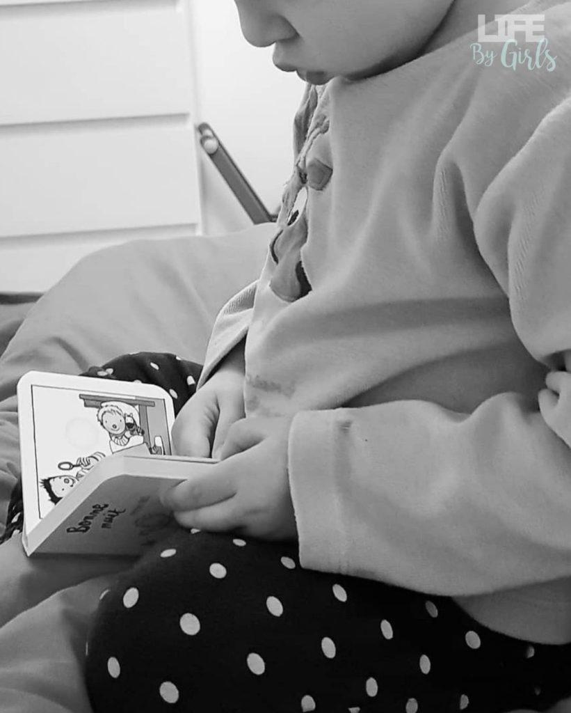 Avoir un enfant autiste - lecture