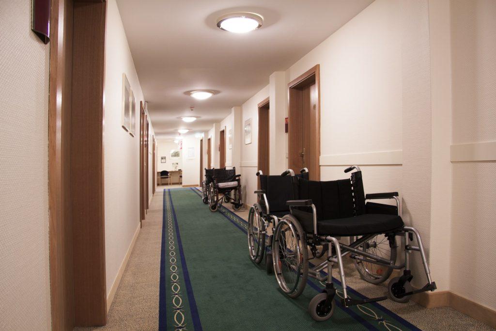 Travailler dans une structure spécialisée centre traumatisés crâniens
