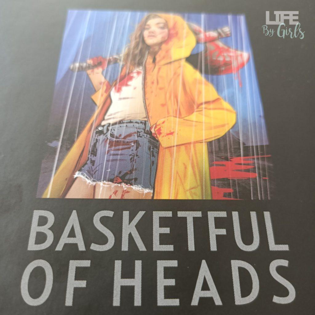 Basketful of Heads - 4ème de couverture
