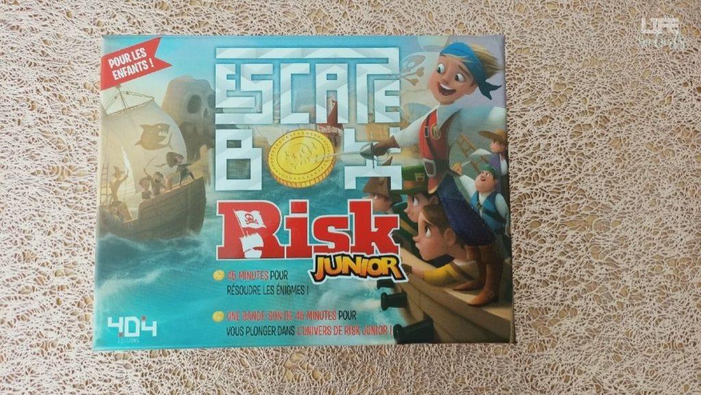 2 Escapes box  :Risk Junior -boîte