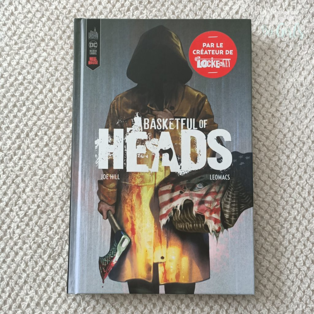 Basketful of Heads - couverture