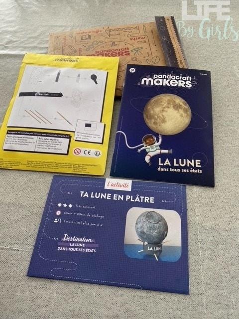 Pandacraft kit lune