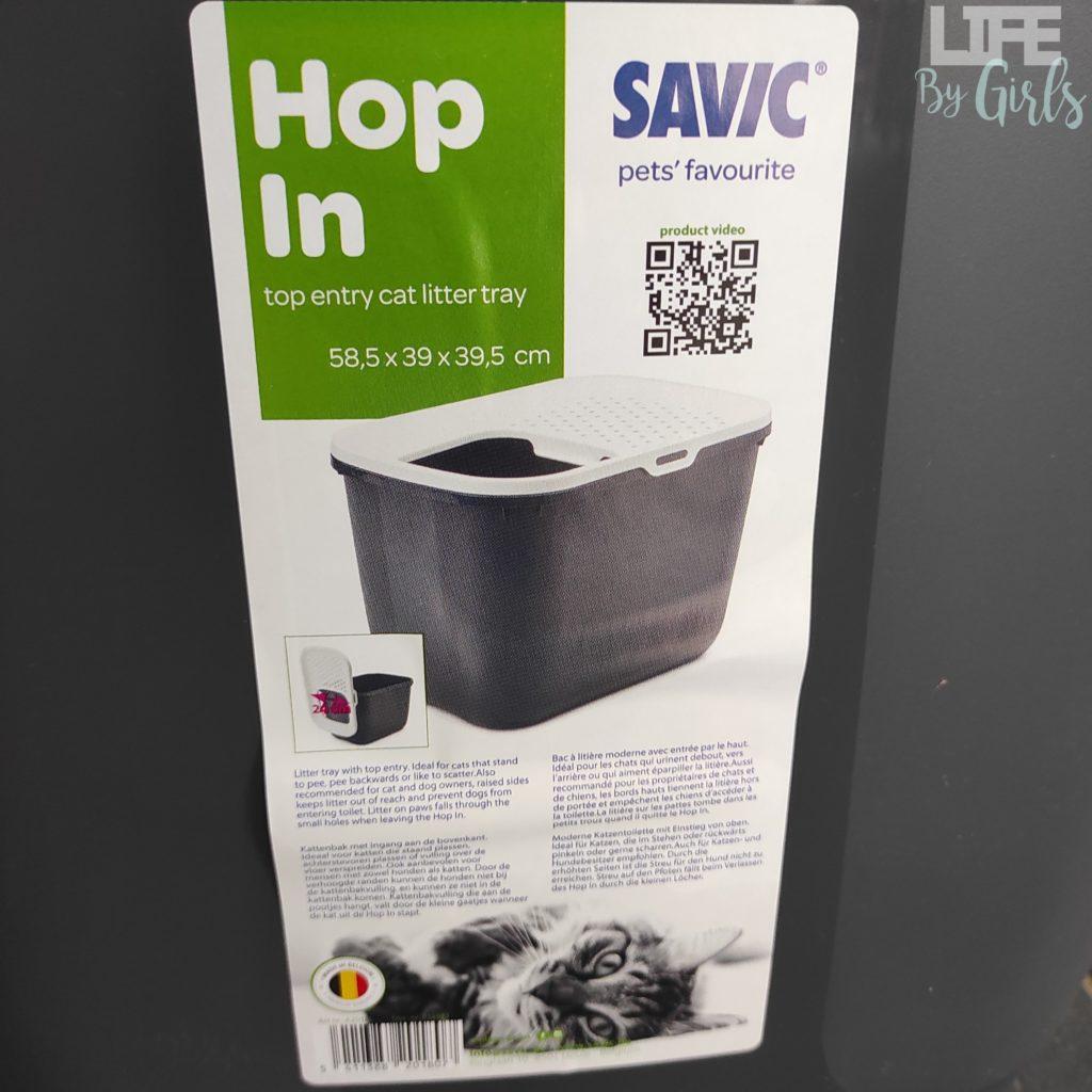 Spécificités de la litière Hop In
